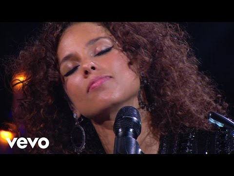 Troubles Lyrics – Alicia Keys