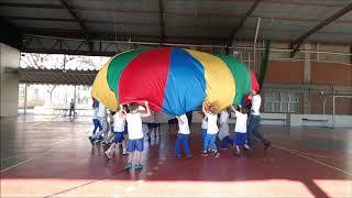Dinâmica para o Paraquedas Cooperativo