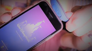 Open the Disney app with your Magic Band! | Dream It Travel Company