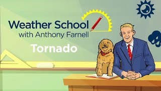 Anthony Farnell's Weather School: Tornado in a Bottle