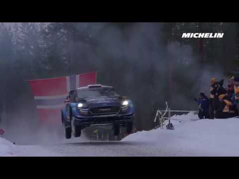 Leg 1 - Top Moment - 2019 WRC Rally Sweden - Michelin Motorsport