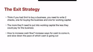 Your Business Exit Strategy Plan