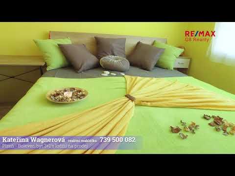 Video z << Prodej bytu 3+1, 81 m2, Plzeň >>
