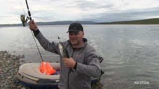 Рыбалка на рыбачьем полуостров
