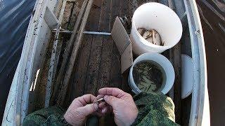 Как сделать продольник для рыбалки на камбалу