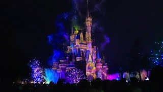 [4K]TDL スニーク ナイトタイムスペクタキュラー Celebrate! Tokyo Disneyland ハブ横から撮影