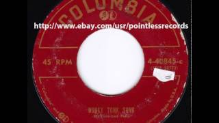MEL TILLIS Honky Tonk Song - 1950s Country Bopper