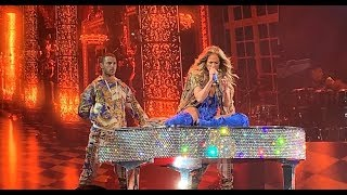 Jennifer Lopez - El Anillo - Live from The It's My Party Tour