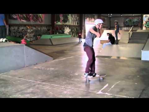 New Big City skatepark