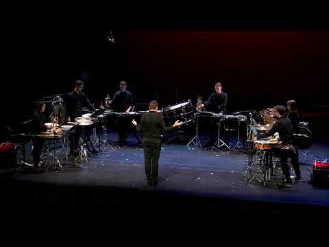 Pateras: Refractions - The Boston Conservatory Percussion Ensemble