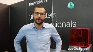 formlabs at Formnext 2017