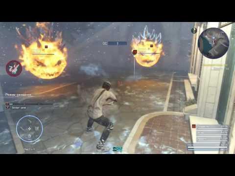 Final Fantasy XV. Комендантский час - Цель Граната.