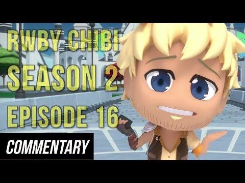 RWBY Chibi Season 2, Episode 16 - Neptune Noir - смотреть