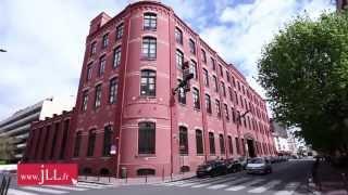 preview picture of video 'Bureaux à louer à Levallois-Perret, la Chocolaterie, 79-83 rue Baudin, 92300'