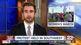 Kern County residents partake in Women