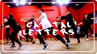 Capital Letters (Hailee Steinfeld, Bloodpop) | Deo Choreography