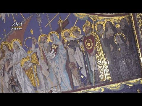 Prière du Milieu du jour du 27 avril 2021 des Bénédictines du Sacré-Coeur de Montmartre