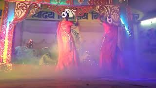preview picture of video 'JNV Bihiya Senior Girls Dance with #Aaja Nachle'