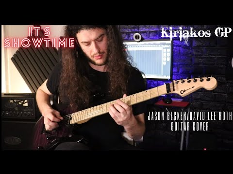 "Kiriakos plays ""It's Showtime!"" | Jason Becker/David Lee Roth"