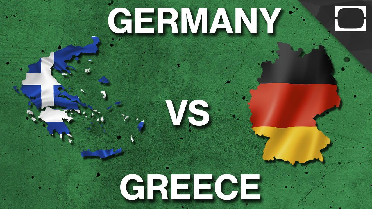 Why Do Greece And Germany Hate Each Other? thumbnail