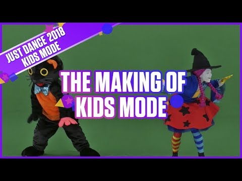 Just Dance 2018 Kids Mode Trailer: Making of Kid Friendly Dance Mode | Ubisoft (US) thumbnail