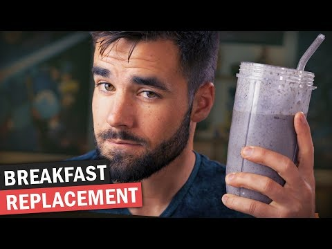 I Replaced My Breakfast with This Ultra Healthy Smoothie