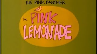 The Pink Panther In Pink Lemonade