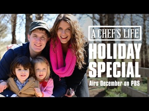 Celebrate the Holidays with Chef Vivian Howard   A Chef's Life   PBS Food