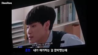 [ENG SUB] 여름휴가 간 황민현대리 (170826 뉴이스트W 팬미팅 VCR)