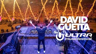 David Guetta Miami Ultra Music Festival 2019
