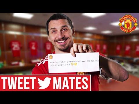 Zlatan Ibrahimovic | Tweet Mates | Manchester United