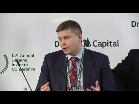 14-та конференція Dragon Capital. Політична панельна дискусія