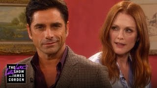 Taylor Swift Soap Opera W/ Julianne Moore & John Stamos