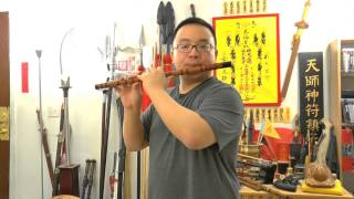 dizi chinese flute lesson  dont screw around dimo  for beginners
