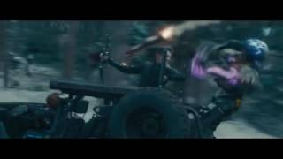 Avengers Age Of Ultron Escena Lucha De Apertura Español Latino HD