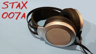 Z Review - STAX 007a [-I Feel Shaken, Not Stirred-]