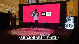 [LIVE: SunwayPyramid] Ara Johari | Paku