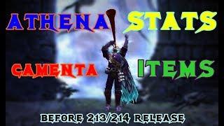 Drakensang Online | Athena&Camenta STATS! (BEAST RANGER!) 100m  HONOR POINTS!