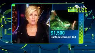 Mermaid Tail Part 2 - Can I Afford It? | Suze Orman