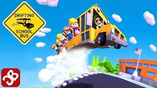 Drifting School Bus (By Invictus) - iOS/Android - Gameplay Video