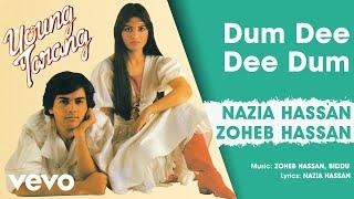 Dum Dee Dee Dum Young Tarang Nazia HassanZoheb Hassan...
