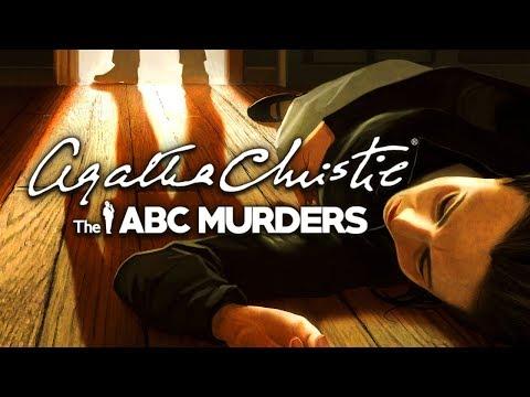 Agatha Christie - The ABC Murders | Full Game Walkthrough | No Commentary