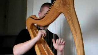 Into infinite obscurity on harp