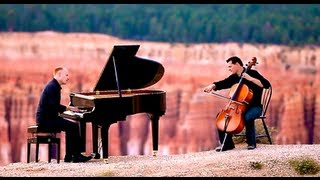 Titanium / Pavane (Piano/Cello Cover) - David Guetta / Faure - The Piano Guys