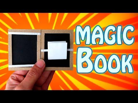 How to Make an Amazing Magic Trick Magic Book