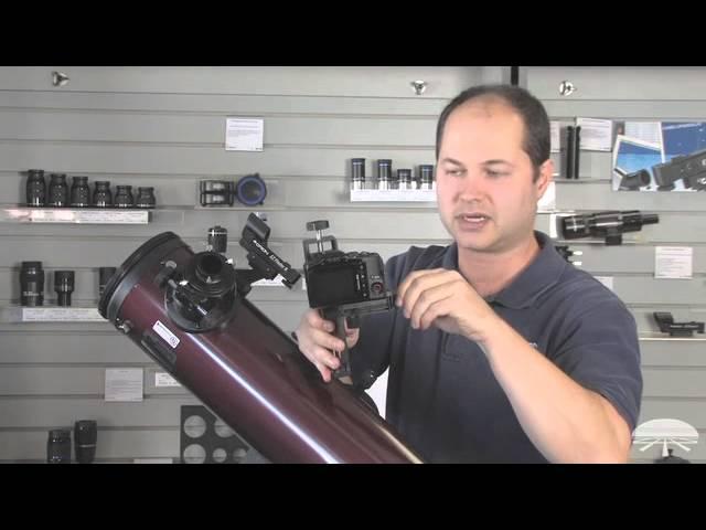 "Orion SteadyPix Pro 1.25"" Universal Camera/Smartphone Mount - 05306"