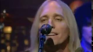 """Tom Petty & the Heartbreakers - """"The Last DJ"""" with David Letterman interview - 2002-10-07"""