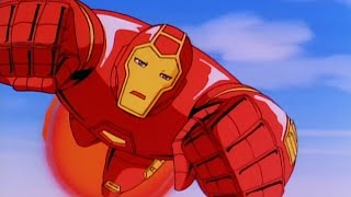 Animated Iron Man - Funniest Moments!