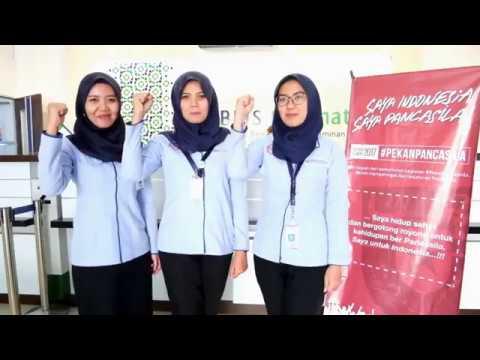 Pekan Pancasila BPJS Kesehatan 2017 KC Bojonegoro #PekanPancasilaBPJSKesehatan #PekanPancasila