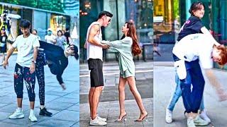 Jealous Girls//Fashion Walking Of Cute Couples